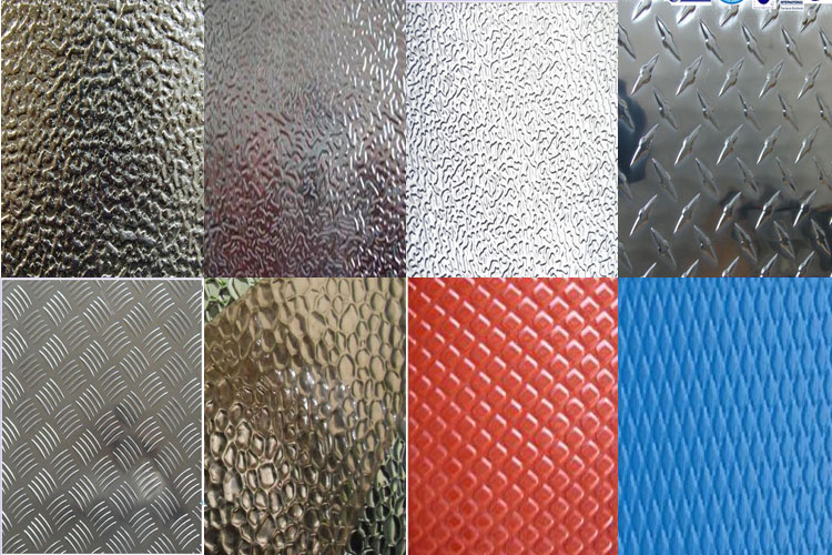 Aluminum Stucco Embossed Sheet Haomei Aluminium Sheet